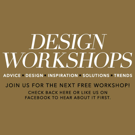 design workshops check back later