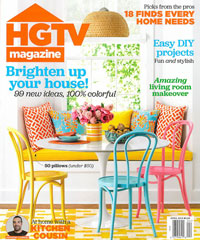 HGTV Magazine April 2015