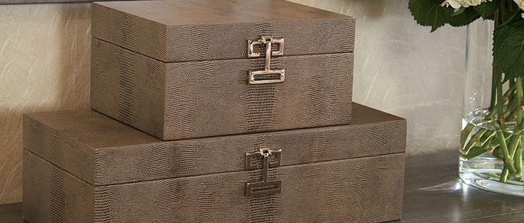 Shop Decorative Boxes Decorative Storage Boxes With Lids