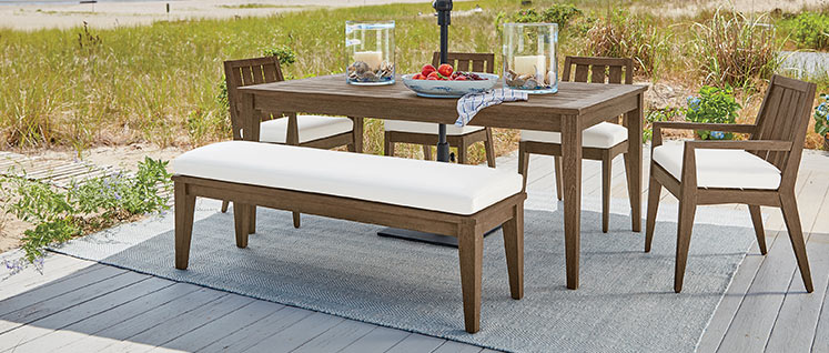 Shop Outdoor Dining Outdoor Furniture Collections Ethan Allen