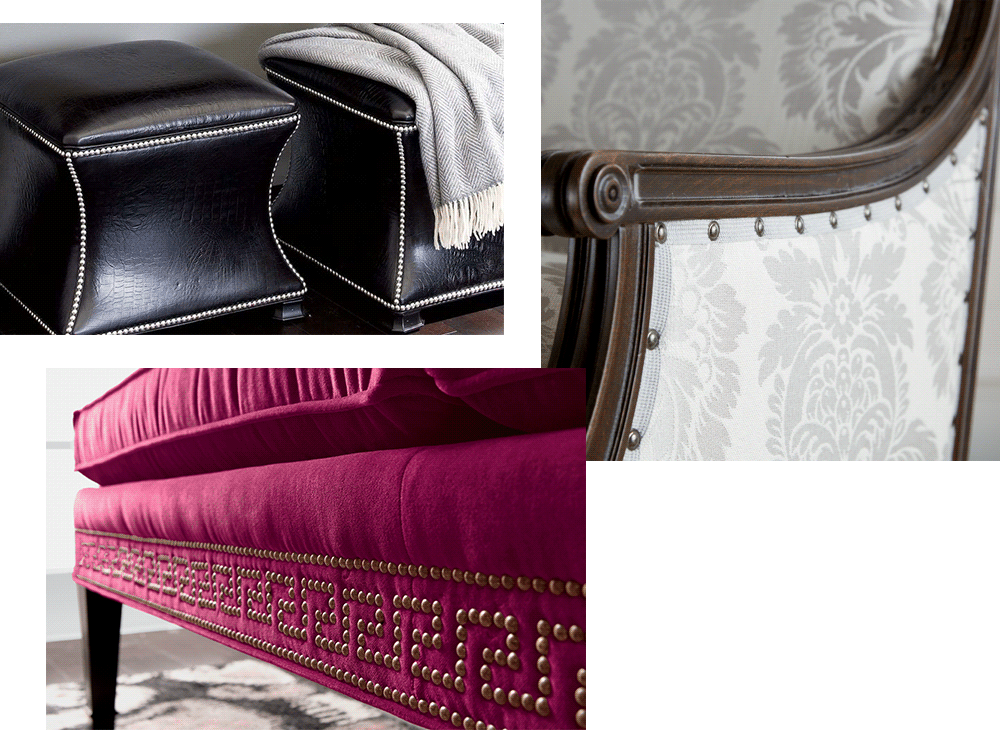 nailhead trims