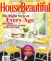 House Beautiful May 2015