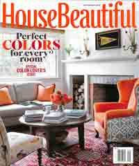 House Beautiful September 2015
