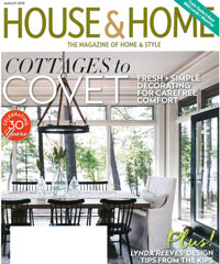 Canadian House & Home August 2016