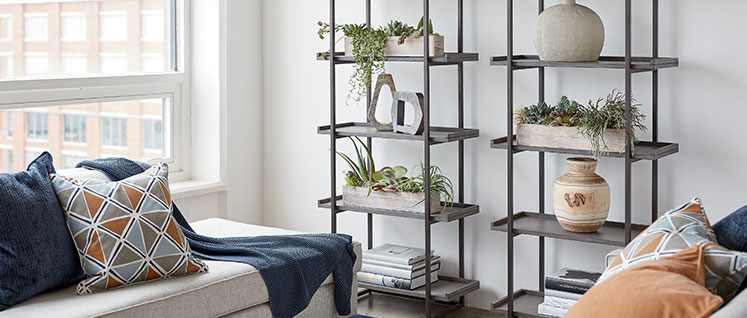 Shop Bookcases | Storage & Display | Ethan Allen