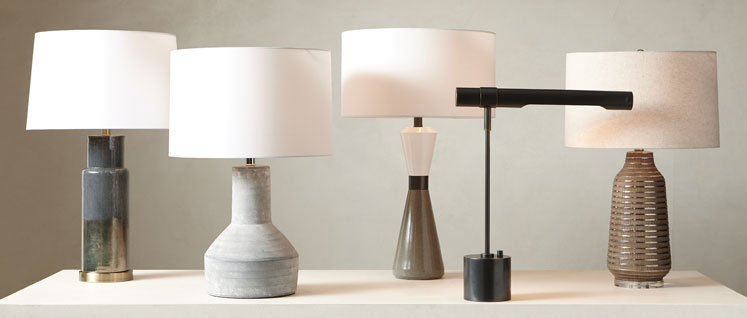Shop Table Lamps | Lighting Collections | Ethan Allen