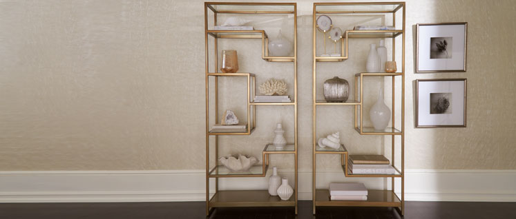 Shop Living Room Storage | Accent Chests & Bookcases | Ethan Allen