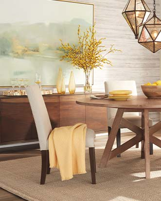 buy dining room set clarity photographs | All Home Furniture | All Home Decor | Ethan Allen