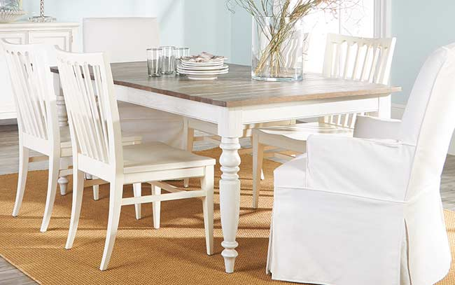 Custom Dining Room Table Set