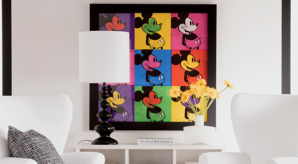 Shop Disney Limited Edition Art