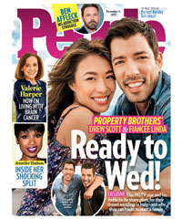 People Magazine December 2017