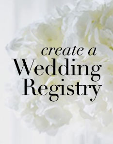 create a wedding registry