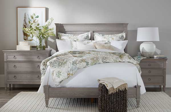 continental custom bedroom collection