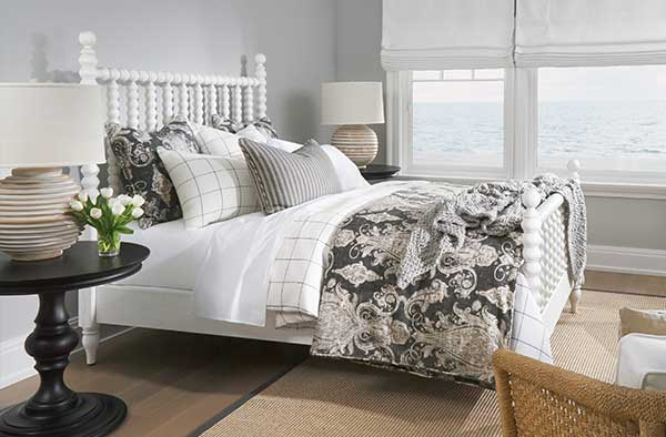 burke custom bedroom collection