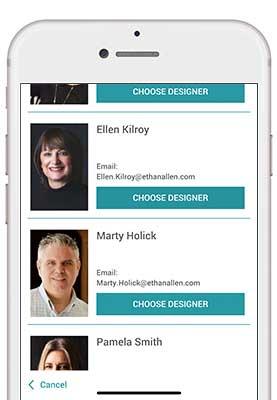 find a designer