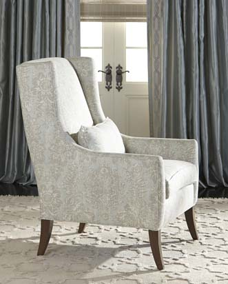 OUR ICONIC KYLE WING CHAIR