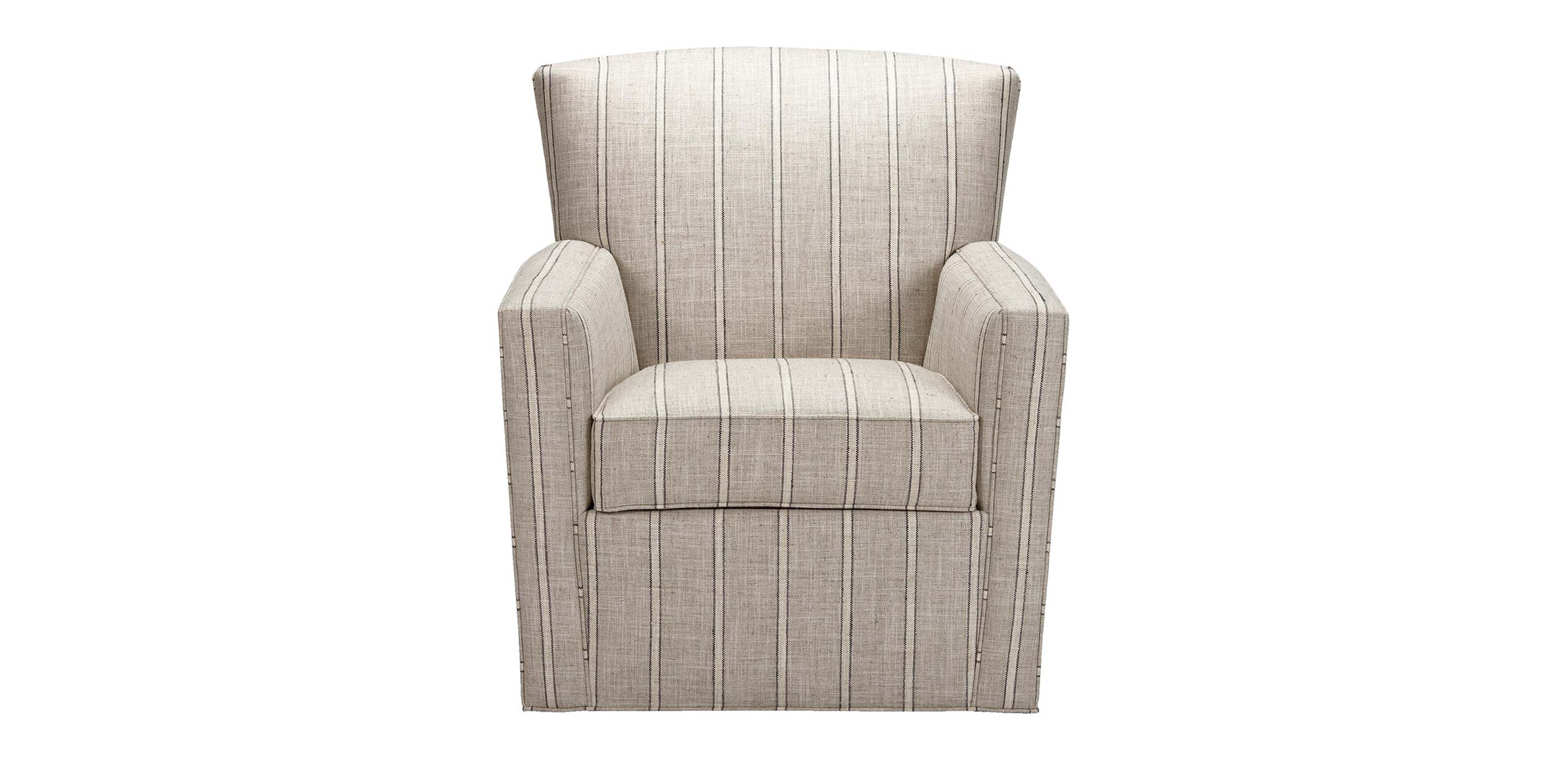 Turner Swivel Chair Chairs Chaises Ethan Allen