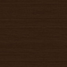 Pekoe (365): Cool deep brown mocha stain, medium sheen. Wynn Double Dresser