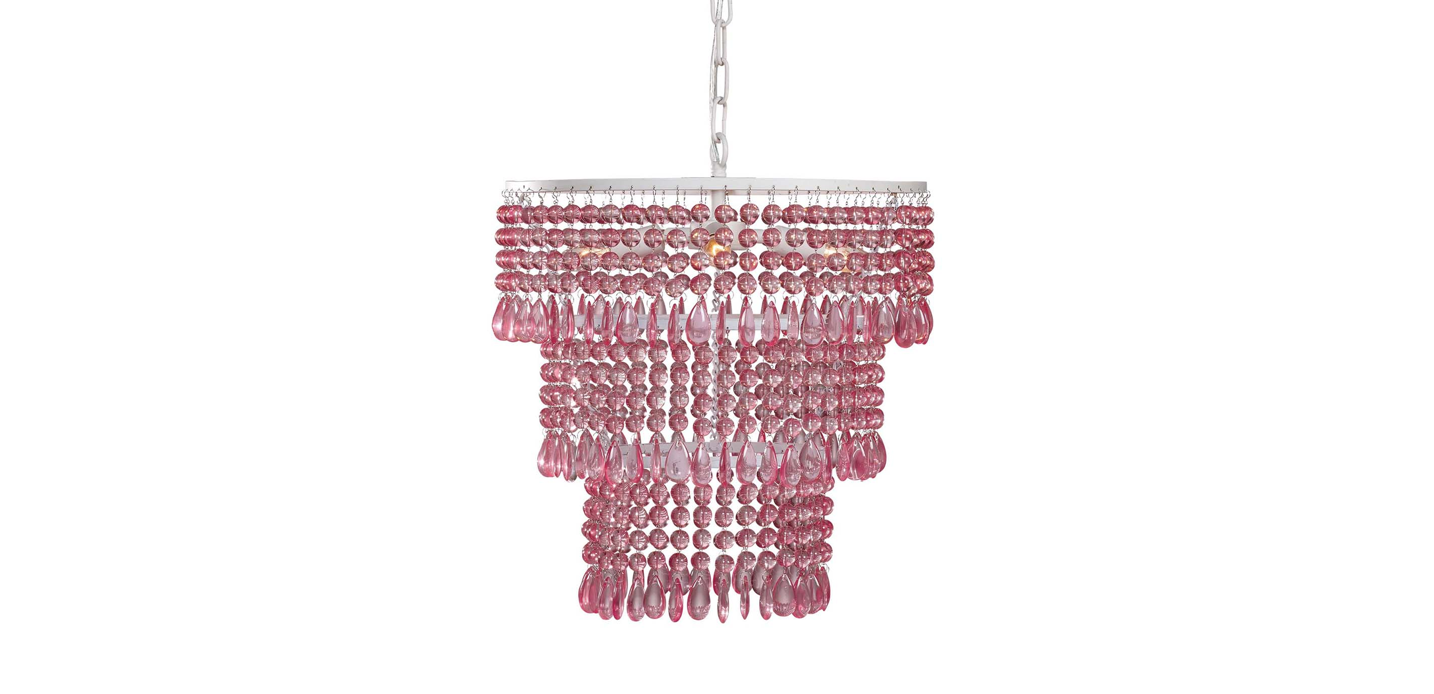 Boho Beaded Chandelier  sc 1 st  Ethan Allen : boho chandelier lighting - www.canuckmediamonitor.org