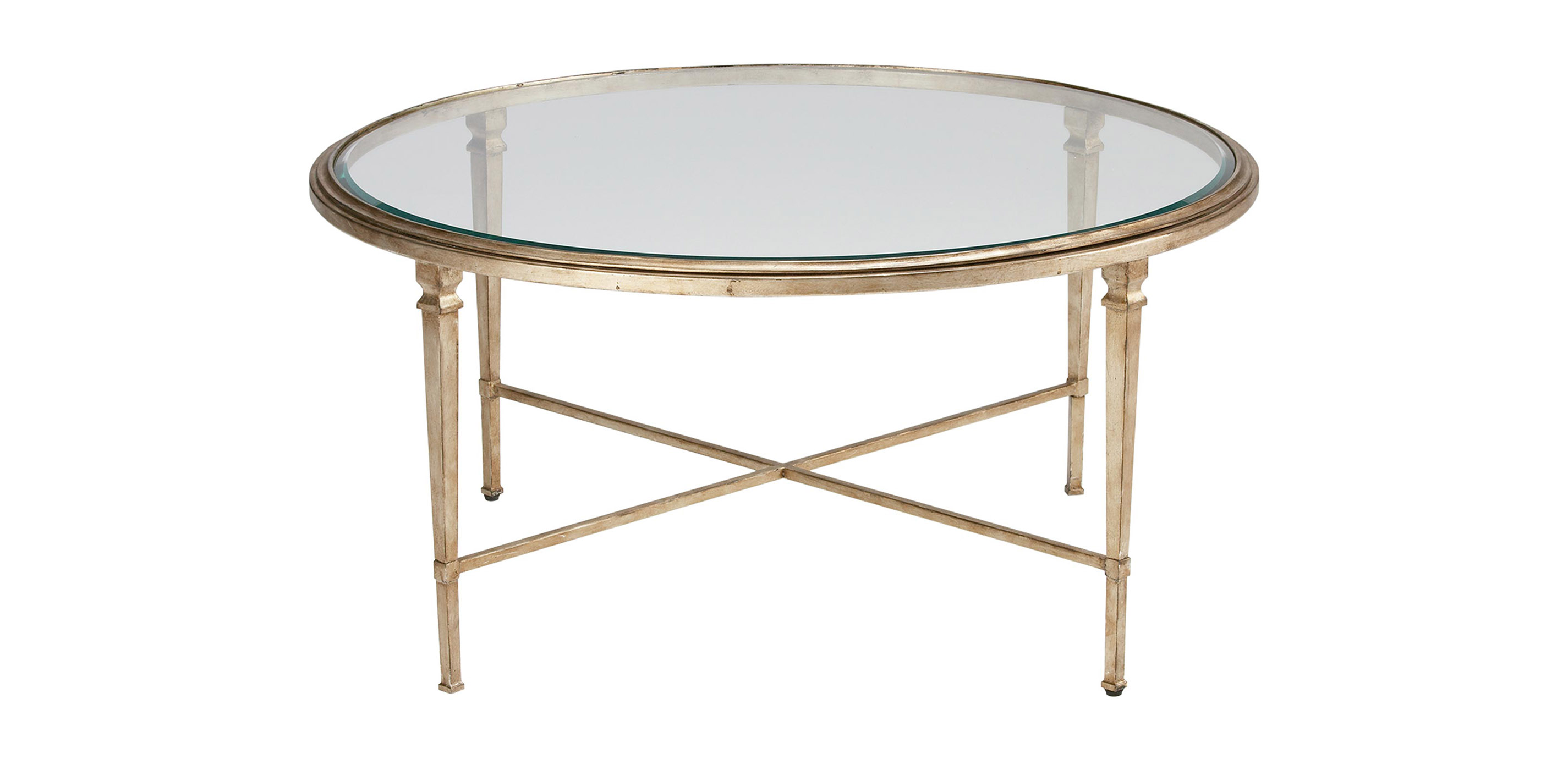 Heron Round Coffee Table