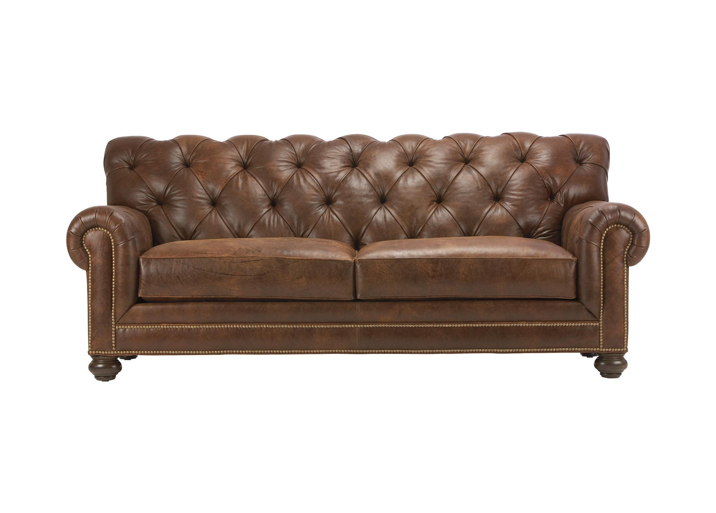 Chadwick Leather Sofa Sofas Loveseats