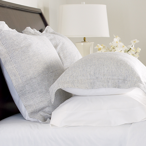 Stillwell Herringbone Duvet Cover And Shams Duvet Covers