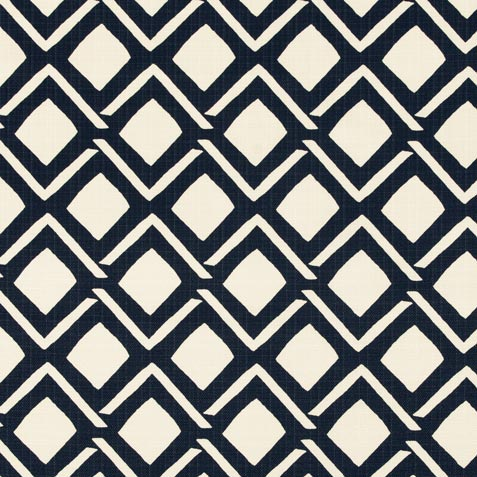 Darya Navy Fabric Swatch Product Thumbnail