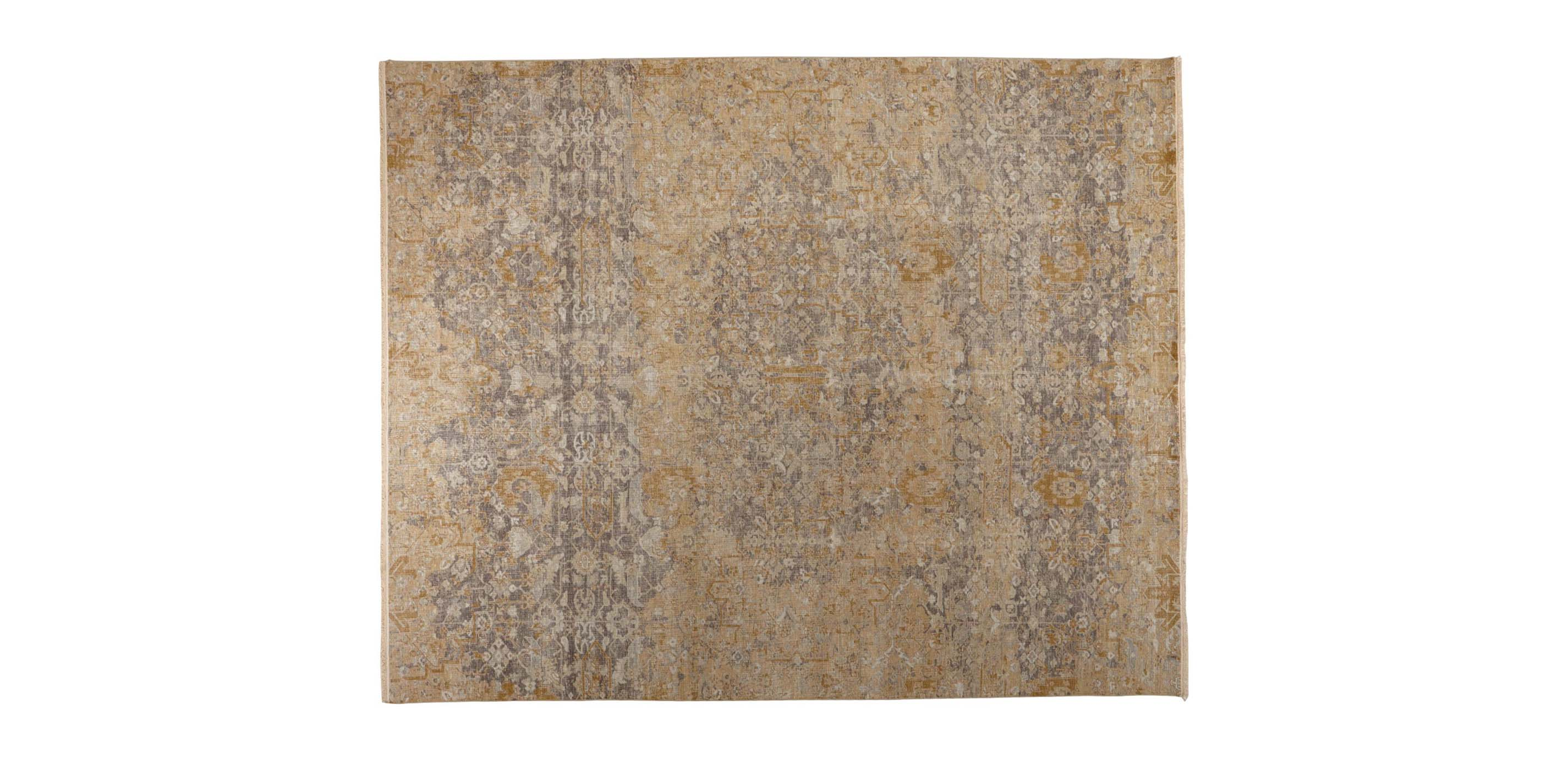Images Oslo Rug, Gold/Grey , , Large_gray