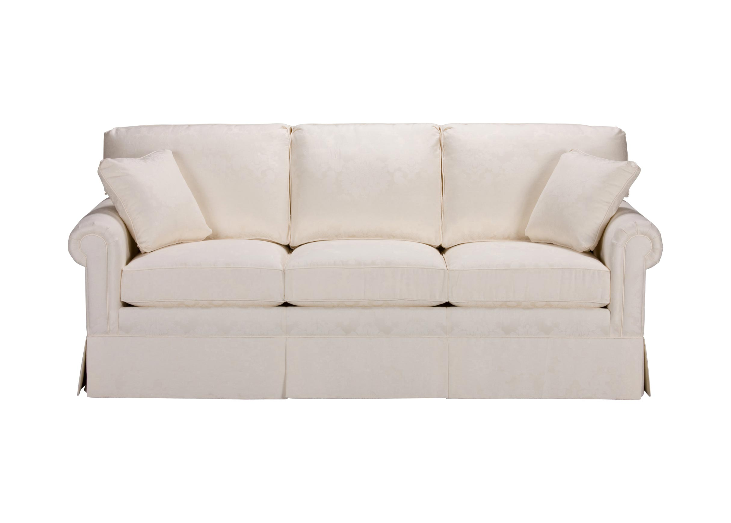 Paramount Panel Arm Sofa