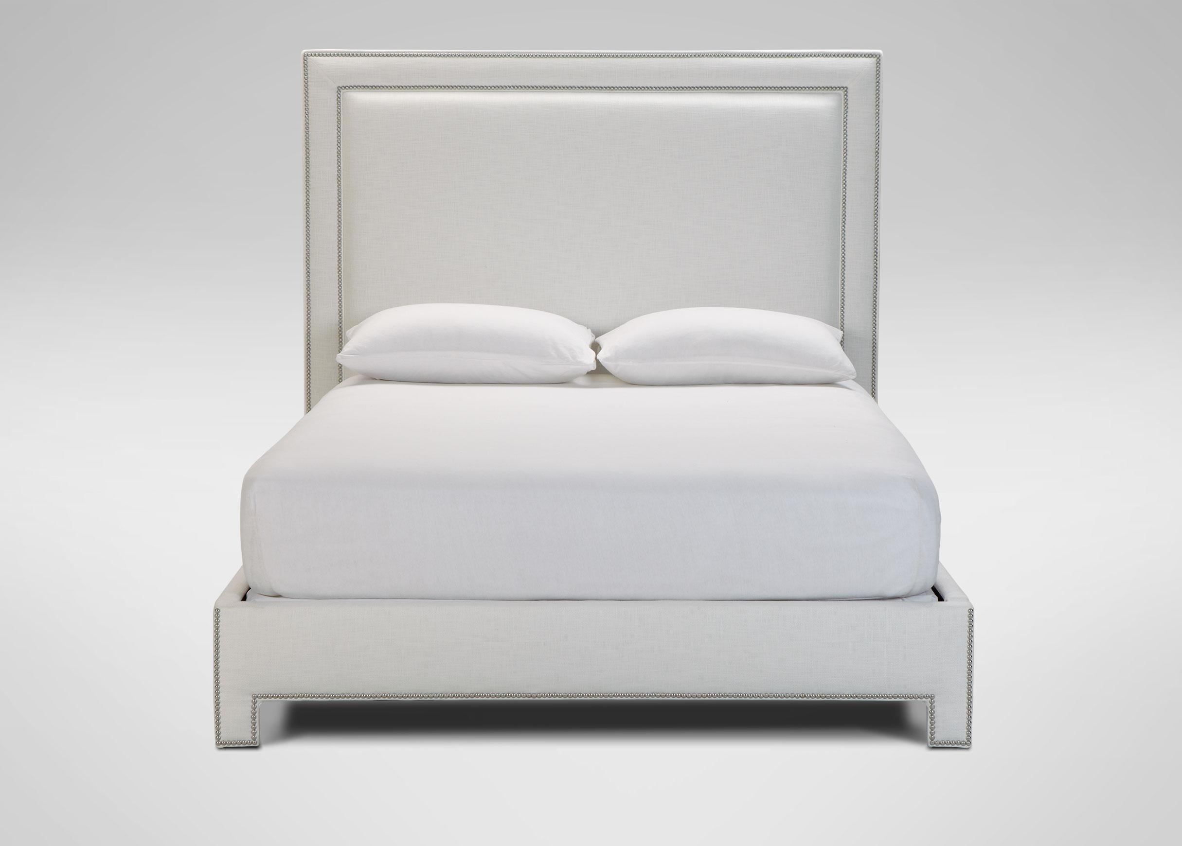Images Jensen Bed Large Gray