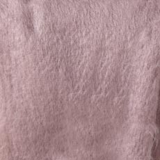 Dusty Pink Mohair Throw