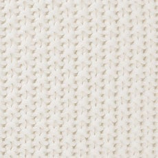 Ivory Moss Stitch Pillow
