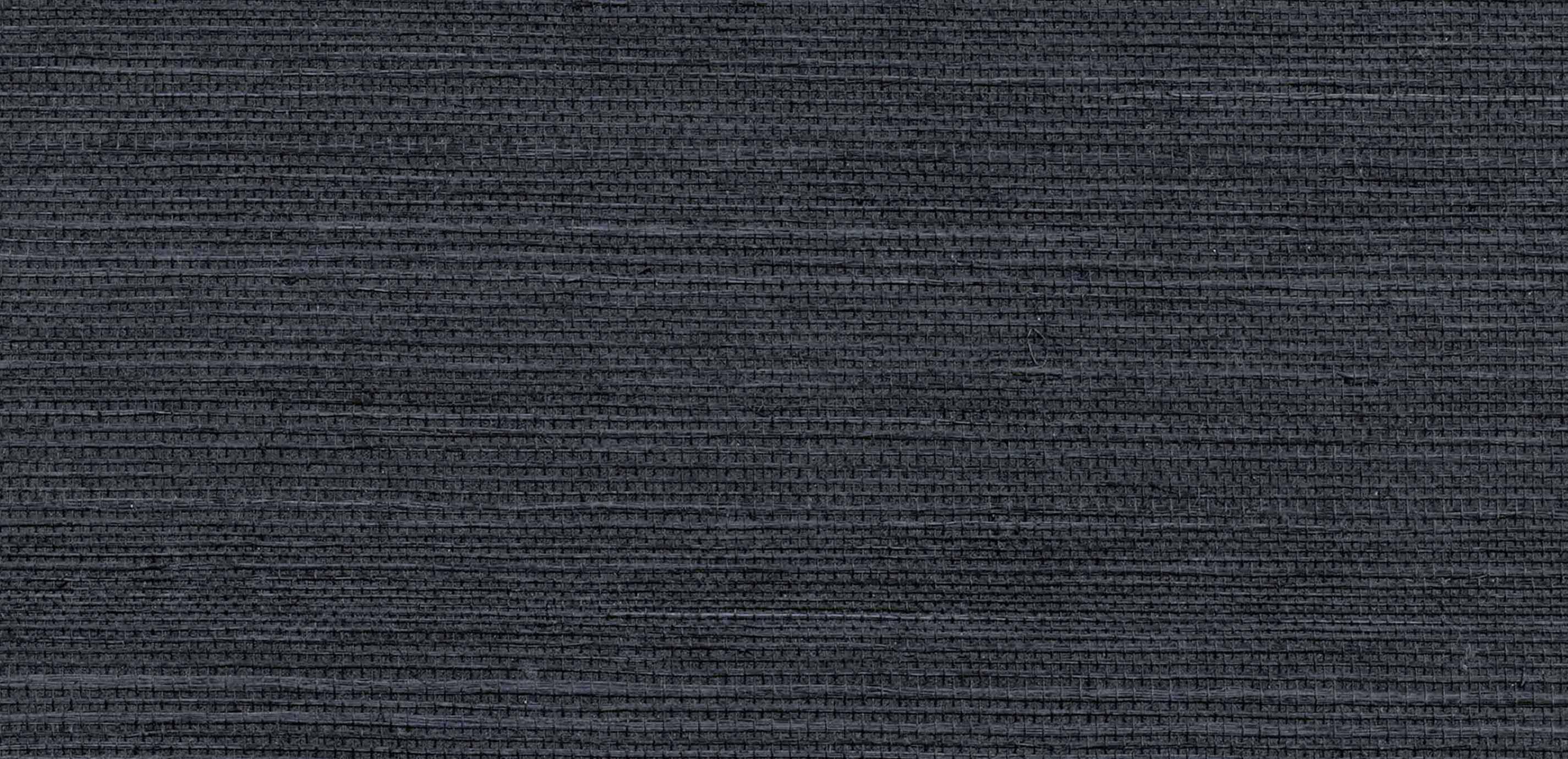 Peninsula Sisal Navy Blue Wallpaper Ethan Allen Grasscloth