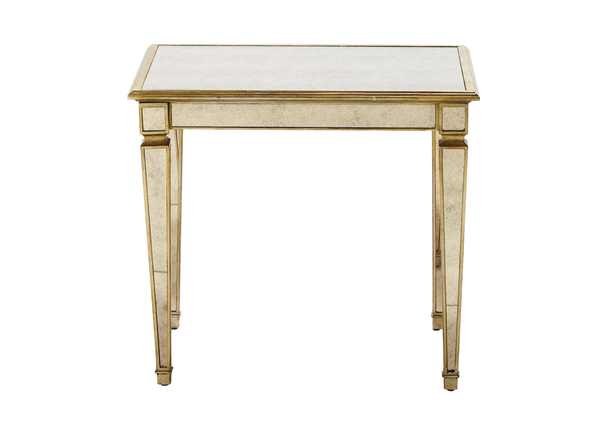 Lovely Images Vivica End Table , , Large_gray
