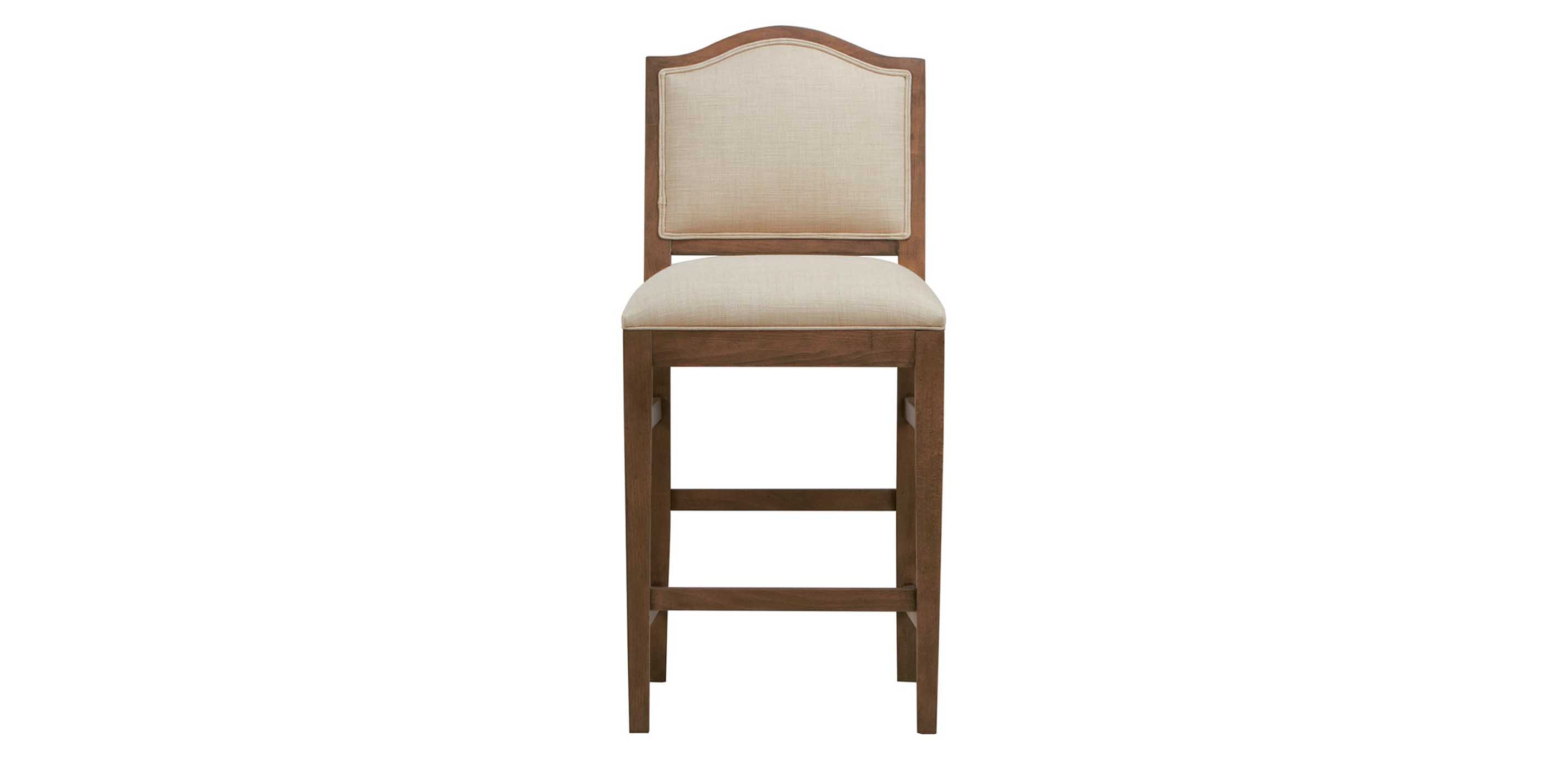 Tremendous Hayden Counter Stool Arched Top And Tapered Leg Bar Uwap Interior Chair Design Uwaporg