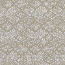 Distin Gray (P8255), performance geo Distin Navy Fabric By the Yard