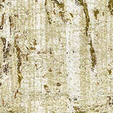 Gold Samal Cork Wallpaper