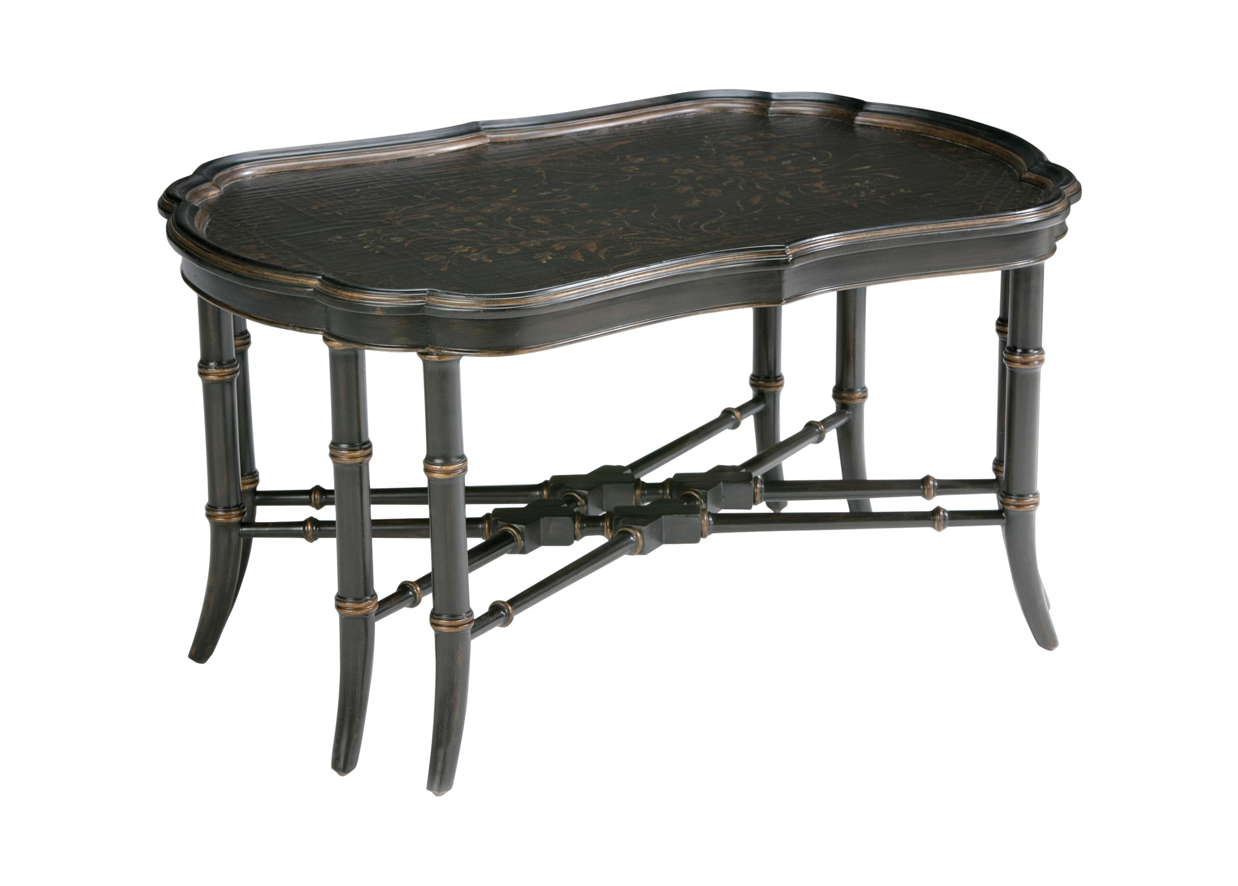 Mirabelle Chinoiserie Coffee Table