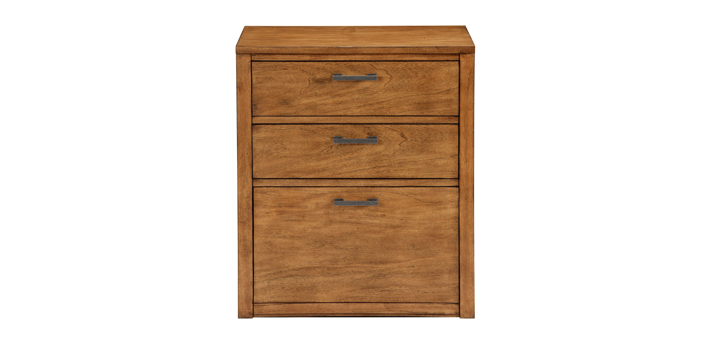 Awesome solid Wood File Cabinet 4 Drawer