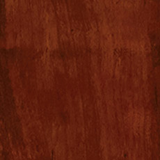 Viola (390): Warm brown stain, glazed, lightly distressed. Warwick Bed