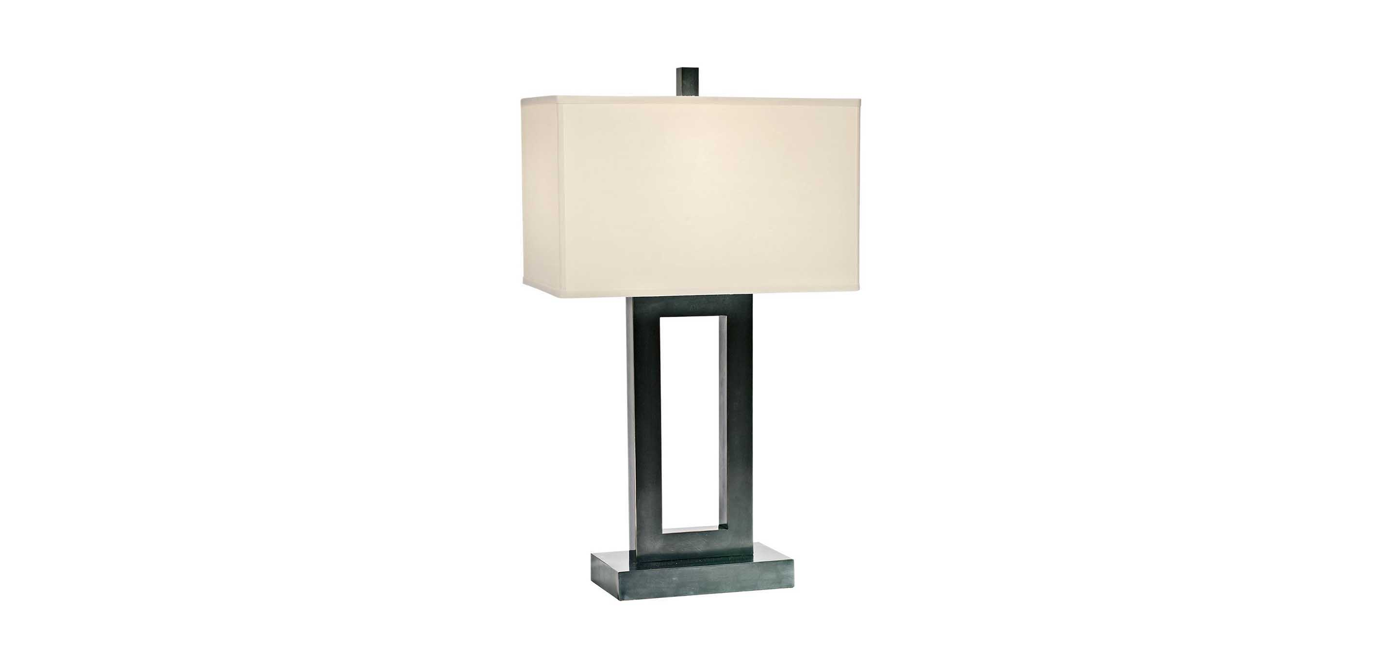 Good Stafford Bronze Table Lamp