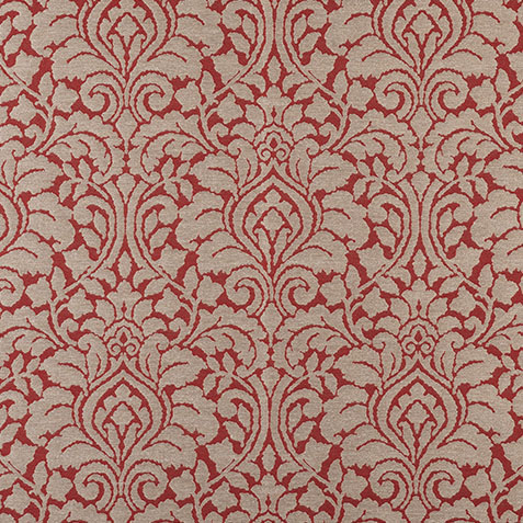 Noble Poppy Fabric By the Yard ,  , large