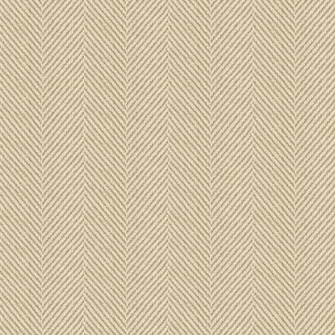 Gable Natural Fabric by the Yard ,  , large