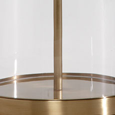 Brass Kiera Table Lamp