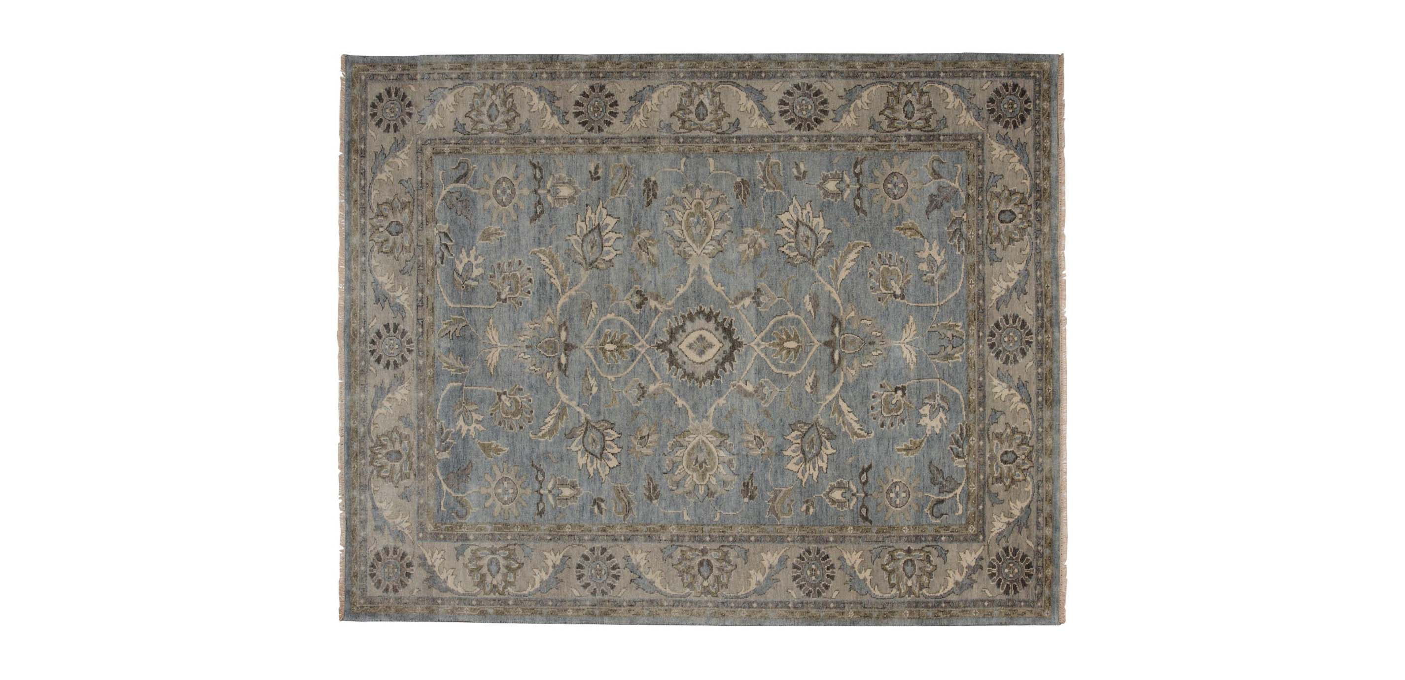 Suzain Rug, Blue/Gray , , Large ...