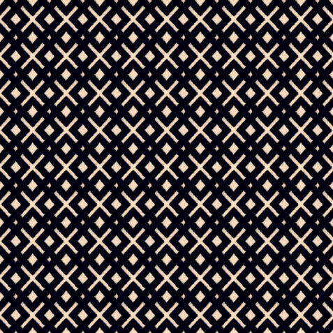 Gemi Black Fabric by the Yard ,  , large