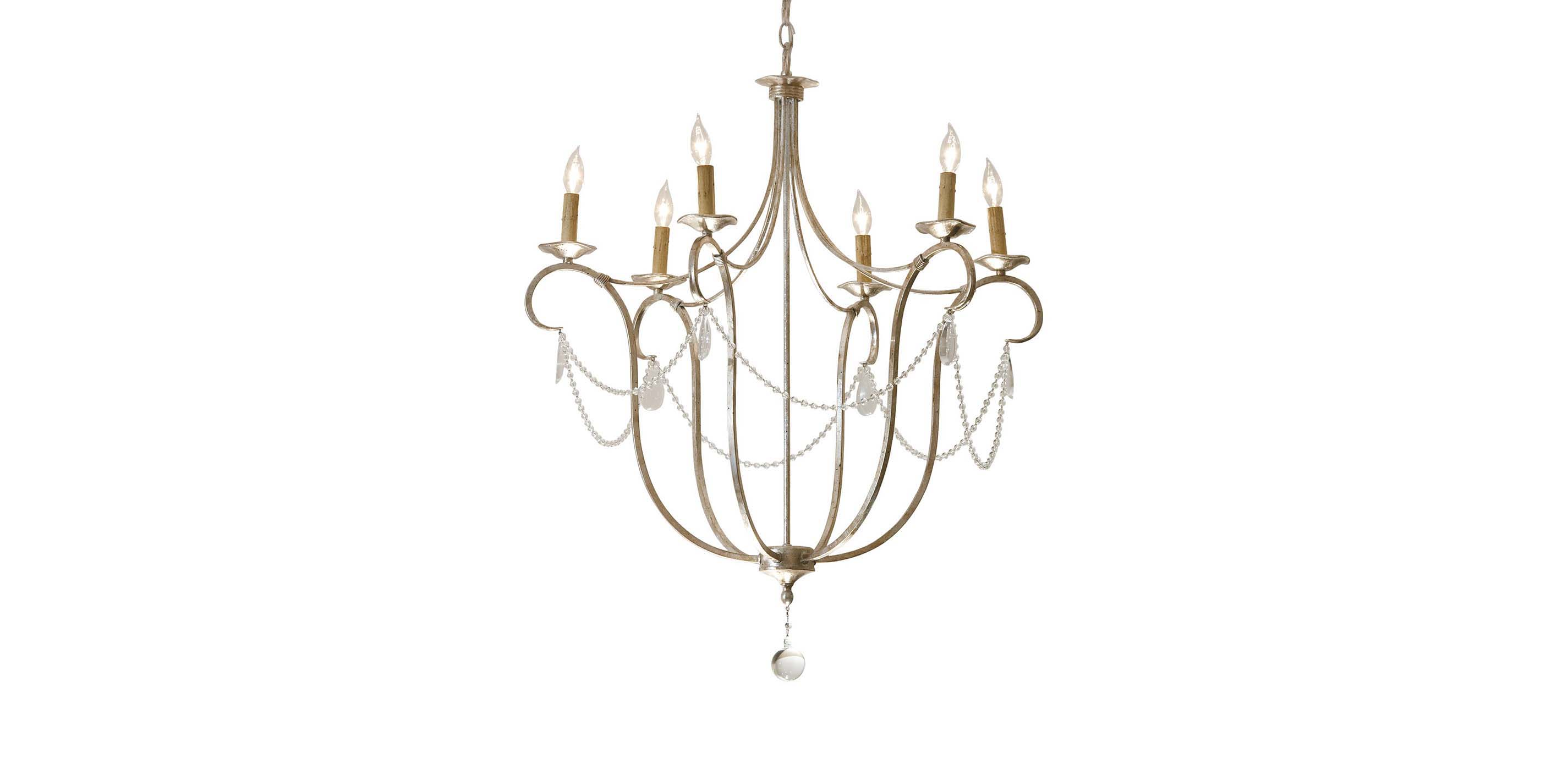Cali aged silver chandelier chandeliers ethan allen images null mozeypictures Images