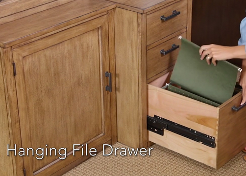 "Duke 60"" Double Pedestal Desk Product Video Thumbnail"
