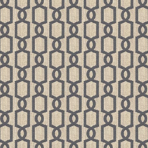 Mod Charcoal Fabric by the Yard Product Thumbnail