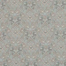 Faye Seaglass (27221), cotton blend paisley Adam Chair
